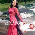 Long Sleeve Prom Dress,Floor Length Mermaid  Prom Dresses