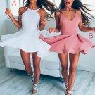 Color Pink Cute Short Prom Dress, Cute Homecoming Dress,Homecoming Dress