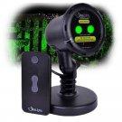 BlissLights Outdoor/Indoor Spright Firefly Motion Green Laser Light - Transform