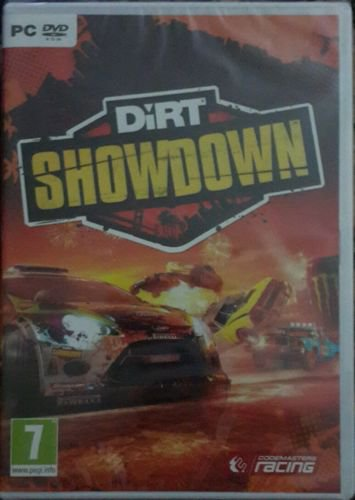 Dirt Showdown (PC, 2012) Factory Sealed New