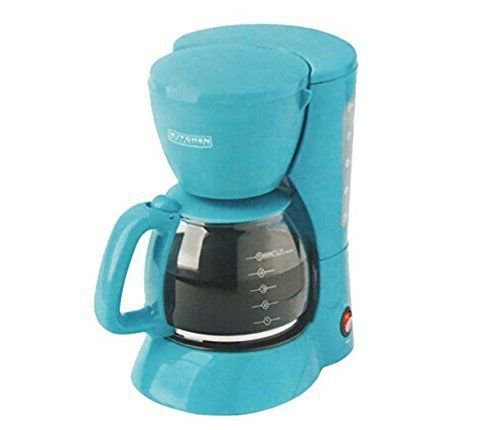 5 Cup Coffee Maker - Tea/Turquoise