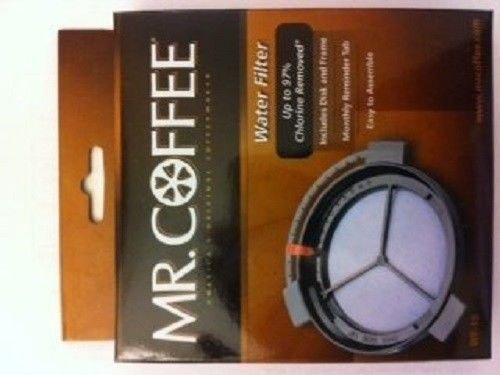 Mr. Coffee  Water Filter