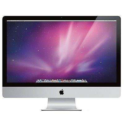 Apple iMac 24 Core 2 Duo E8435 3.06GHz All-in-One Computer - 4GB 1TB DVD  RW GeF