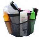 Bundle Set Shower Caddy 2 For 1 Caddy + Luffa Sponge 8 Storage Pockets Gym Dorm