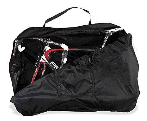 Smart Pocket Design Pocket Bike Bag, Black