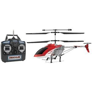 World Tech Toys 35850 3.5-Channel Hercules Gyro RC Helicopter