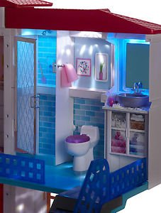 BARBIE HELLO DREAM HOUSE 2016 SERIES SMART AND VOICE ACTIVATED BEST NEW TOY