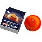 Deeper Night Fishing Cover - Bright Orange