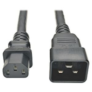 Heavy Duty Power Extension Cord 3 ft - For PDU Computer