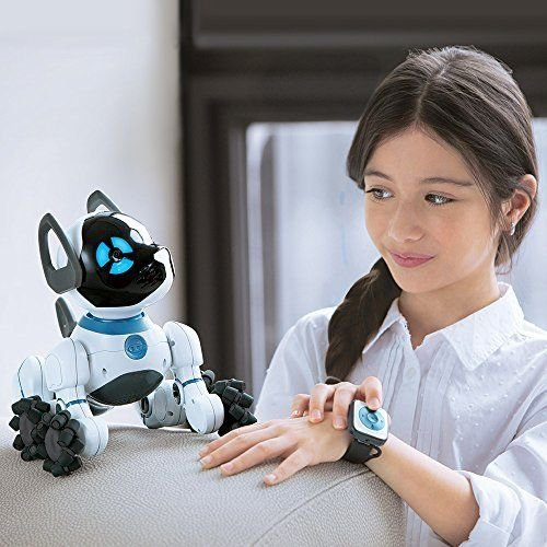WowWee CHiP Interactive Robot Pet Dog Toy Chip App