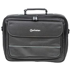 15.4 Widescreen Laptop Briefcase - Top load laptop briefcase