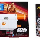 star Wars Nerf Episode VII Bundle Rey Blaster with Star Wars Nerf Episode