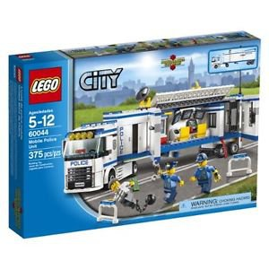 LEGO City Police Mobile Police Unit