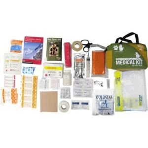 Medical Dog Series Me My Dog First Aid Kit