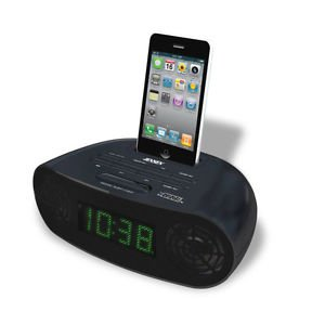 Jensen Universal Docking Digital Music System for iPod and iPhone