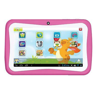 Android 4.2 Touchscreen Dual Core Tablet with Kidoz Kids Mode