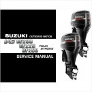 Suzuki DF200 DF225 DF250 Outboard Motor Service Repair Manual CD DF 200 225 250