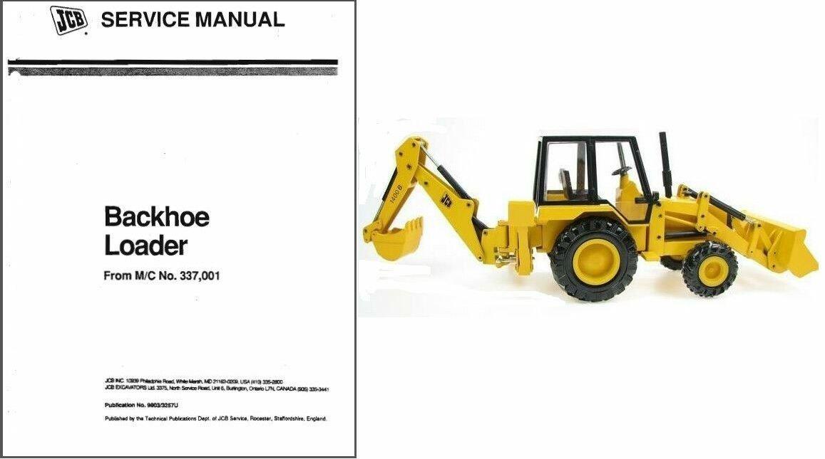 Jcb 3c Mk3 manual