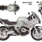 05-08 BMW R1200ST RepROM Service Repair & User Manual CD - Multilingual - R 1200