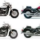 2001-2009 Suzuki VL800 Intruder Volusia Service Repair Workshop Manual CD VL 800