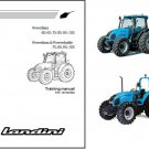 Landini Powerfarm / Powershuttle 60 65 75 85 95 105 Repair Service Manual CD
