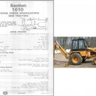 Case 480C Backhoe Loader Tractor Service Repair Workshop Manual CD - 480 C