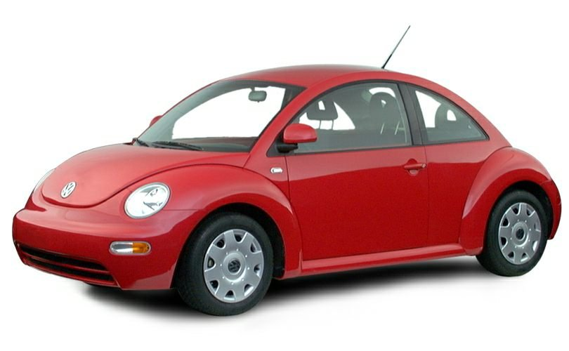 1998-2008 VW Volkswagen New Beetle Service Manual on a CD