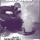 1999 Ski-Doo Grand Touring Summit MX Z Formula Scandic Service Shop Manual CD