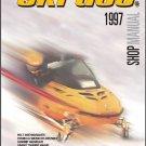 1997 Ski-Doo MX Z, Formula, Scandic, Grand Touring, Summit Service Manual on CD