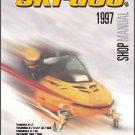 1997 Ski-Doo Tundra Touring Formula Scandic Service Repair Shop Manual CD