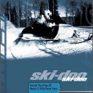 2001 Ski-Doo Grand Touring SE / Mach Z Tech Plus Service Manual on a CD