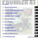 2006 Arctic Cat Prowler XT UTV Service Repair Workshop Manual CD