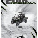2016 Arctic Cat Prowler HDX UTV Service Repair Workshop Manual CD