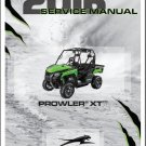 2016 Arctic Cat Prowler XT UTV Service Repair Workshop Manual CD