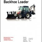 Terex TLB840PS Backhoe Loader Parts Manual CD - English Deutsch Français Español