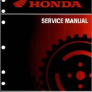 2013-2015 Honda CRF110F Service Repair Manual CD - CRF 110 F