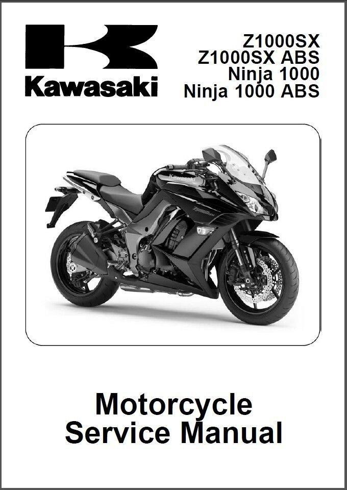 Kawasaki Ninja Abs Owners Manual