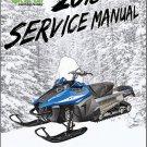 2018 Arctic Cat Pantera Lynx Bearcat 2000 7000 Snowmobiles Service Manual CD