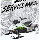 2018 Arctic Cat ZR 200 Snowmobile Service Manual CD -- ZR200