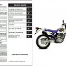 1996-2009 Suzuki DR200SE Repair Service Manual CD -- DR200 DR 200 SE