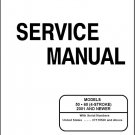 Mercury / Mariner 50 / 60 4-Stroke Outboard Motors Service Manual on a CD
