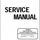 Mercury / Mariner 40 · 45 · 50 · 50 Bigfoot (4-Stroke) Outboard Motors Service Manual CD