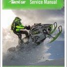 2020 Arctic Cat ZR M Riot Norseman 6000 8000 Snowmobiles Service Manual CD
