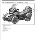 2010 Can-Am Spyder RT Service Repair Shop Manual on a CD