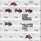 2005 Bombardier (Can-Am) Traxter XL XT MAX Service Repair Shop Manual CD