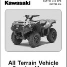 2012-2013-2014 Kawasaki Brute Force 750 4X4i / KVF750 4X4 EPS Service Repair Manual on CD