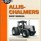 Allis Chalmers 8010 8030 8050 8070 Tractor Service Repair Shop Manual CD