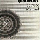 2008 Suzuki LT-A750X ( LTA750X ) KingQuad 750 ATV Service Manual on a CD  - King Quad