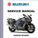 1994-1997 Suzuki RF600R Service Repair & Parts Manual on a CD