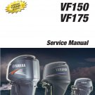 Yamaha VF150 / VF175 Outboard Motor Service Repair Manual on a CD